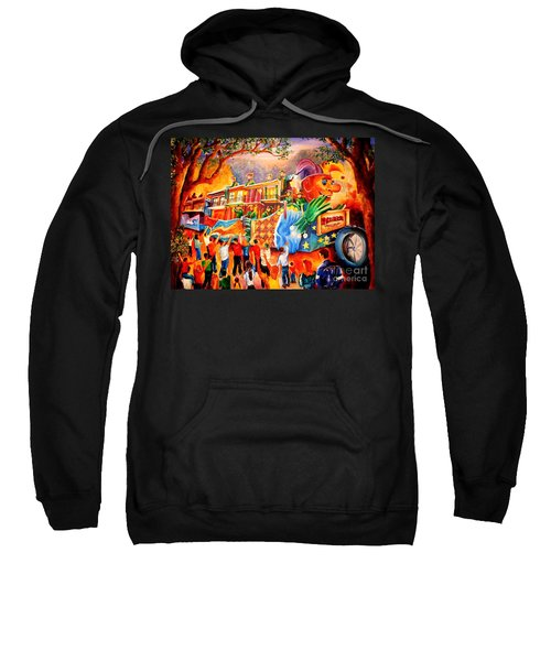 Mardi Gras With Endymion Sweatshirt