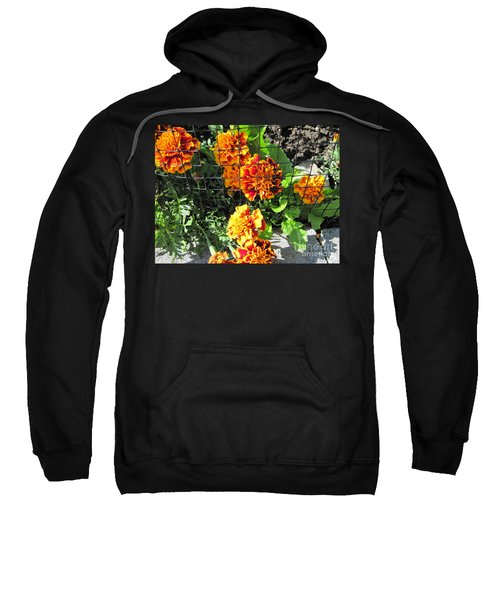 Marigolds In Prison Sweatshirt