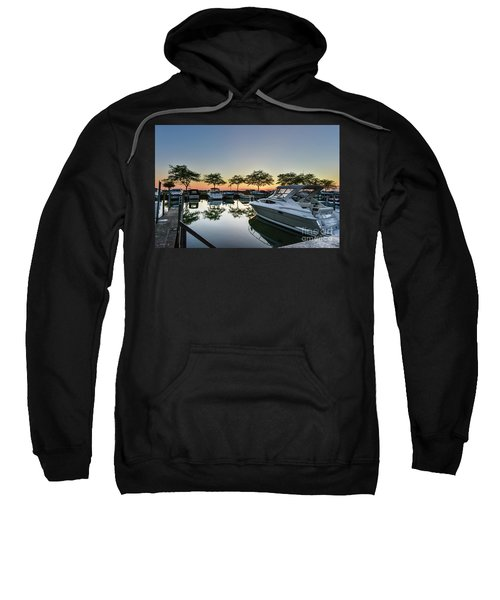 Marina Morning Sweatshirt