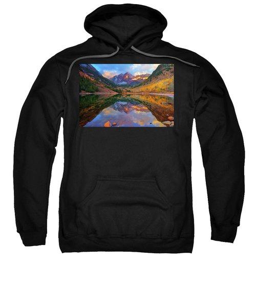 Maroon Lake Dawn Sweatshirt