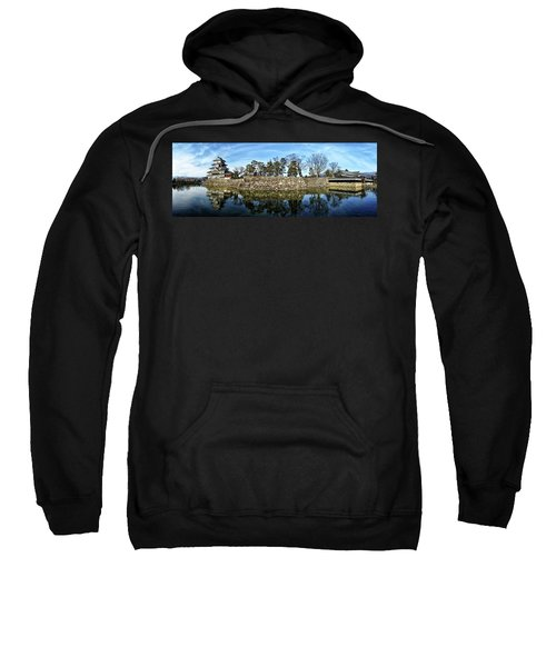 Matsumoto Castle Panorama Sweatshirt