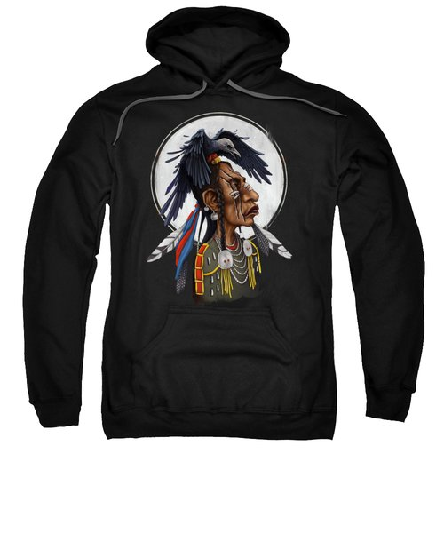 Medicine Crow Sweatshirt