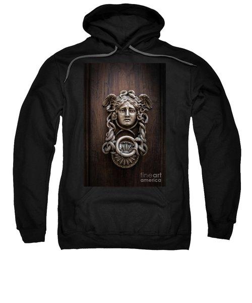 Medusa Head Door Knocker Sweatshirt