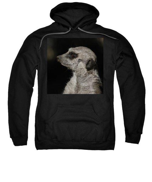 Meerkat Profile Sweatshirt