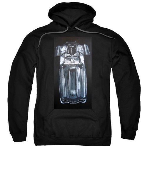 Mercedes Benz Gullwing Sweatshirt