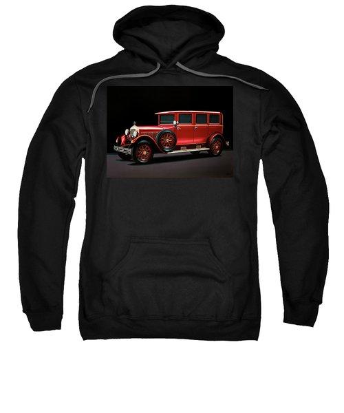 Mercedes-benz Typ 300 Pullman Limousine 1926 Painting Sweatshirt