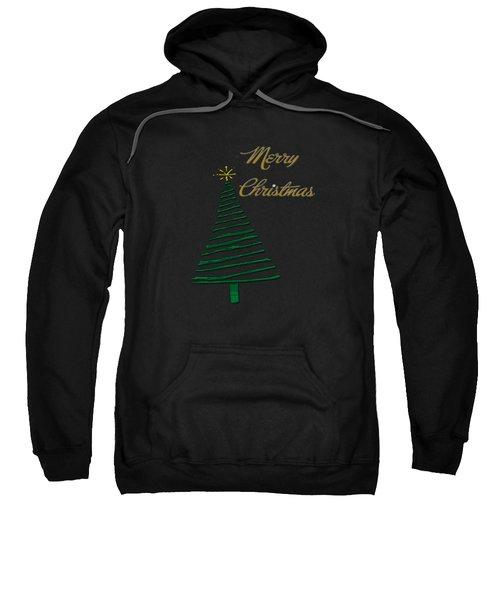 Merry Christmas Tree Sweatshirt