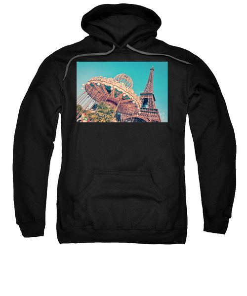 Merry Go Paris Sweatshirt