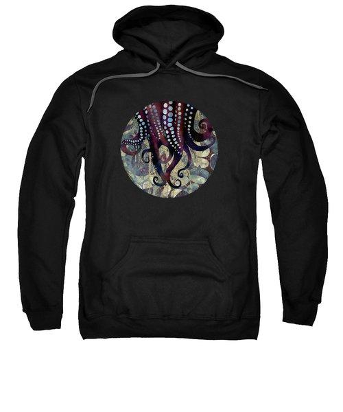 Metallic Ocean II Sweatshirt