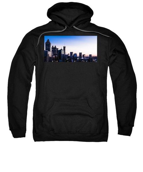 Metallic Sunset Sweatshirt