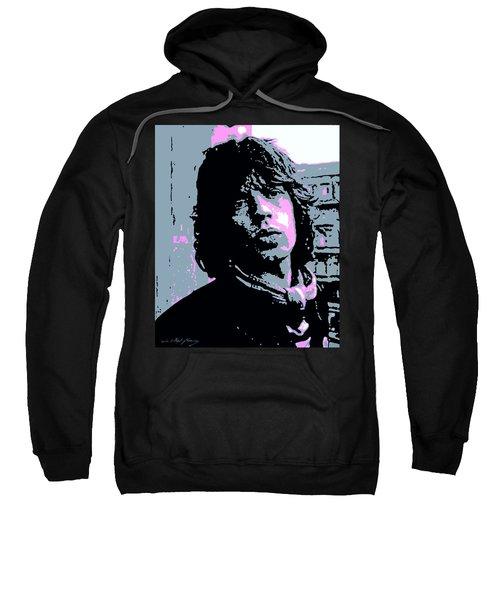 Mick Jagger In London Sweatshirt