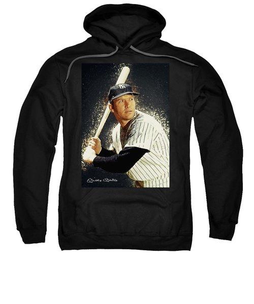 Mickey Mantle Sweatshirt