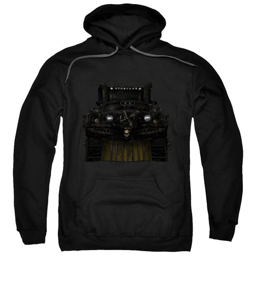 Midnight Run Sweatshirt by Shanina Conway