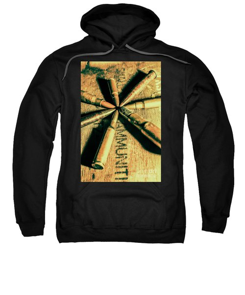 Militia Star Of Freedom Sweatshirt