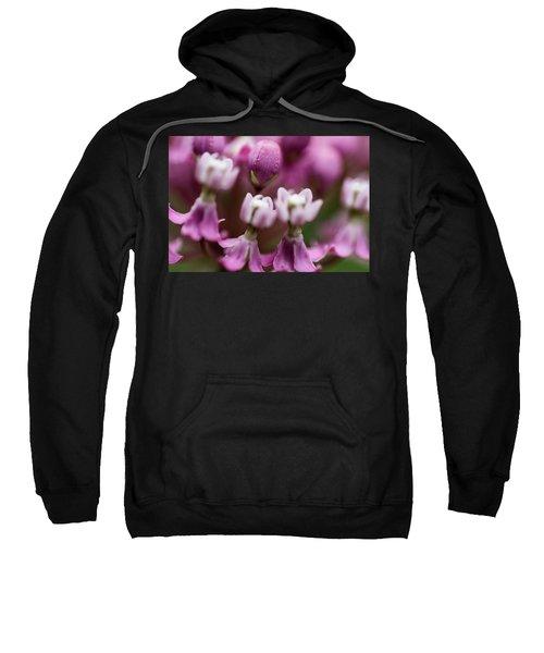 Milkweed Macro Sweatshirt