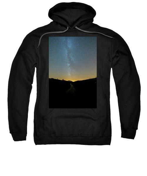 Milky Way Geres 1 Sweatshirt