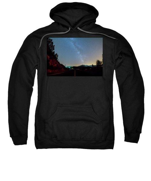 Milky Way Geres 2 Sweatshirt