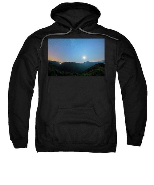 Milky Way Geres 3 Sweatshirt