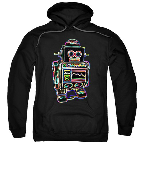 Mini D Robot Sweatshirt