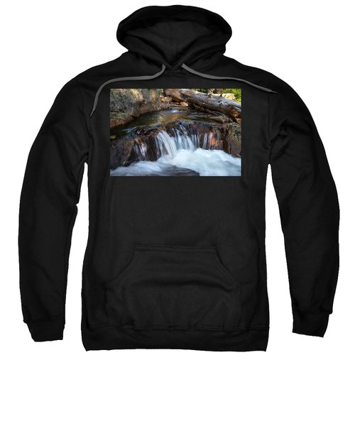 Mini-fall At Eagle Falls Sweatshirt