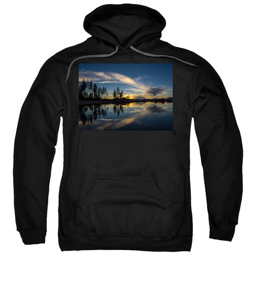 Mirror Sunset Sweatshirt