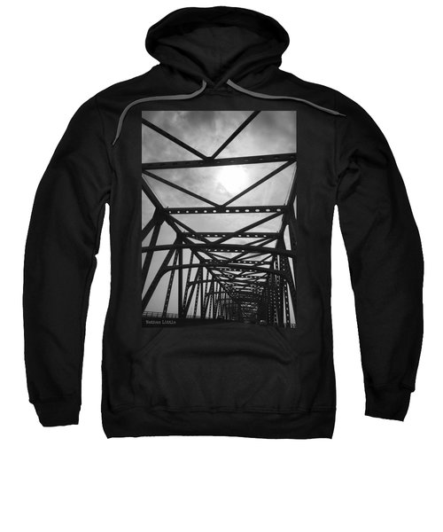 Mississippi River Bridge Sweatshirt
