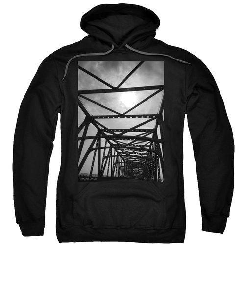 Mississippi River Bridge Sweatshirt
