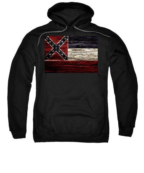 Mississippi State Flag 2w Sweatshirt