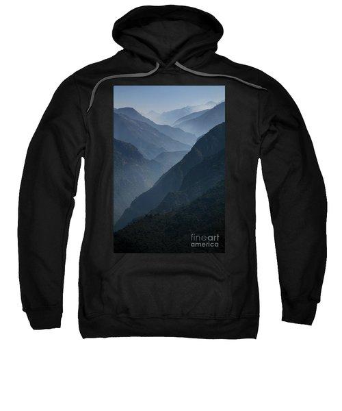 Misty Peaks Sweatshirt