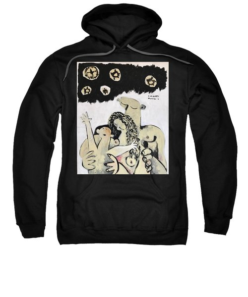 Mmxvii The Ascension No 1  Sweatshirt