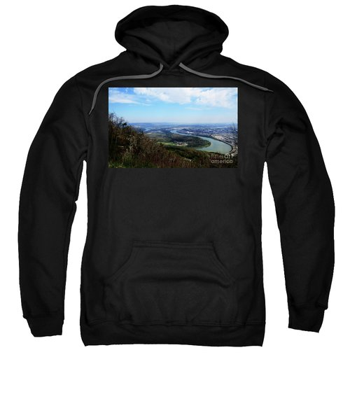 Moccasin Bend Chattanooga Tennessee Sweatshirt