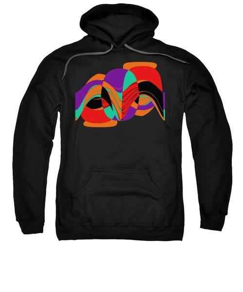 Modern Art 2 Sweatshirt