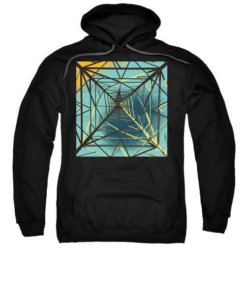 Modern Pyramid Sweatshirt