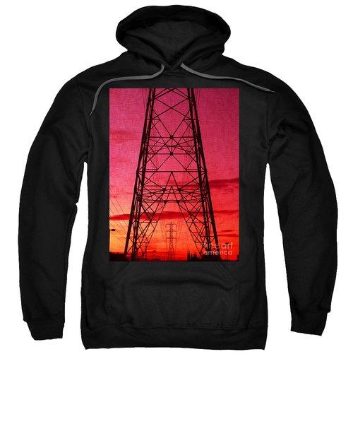 Modern Sunset Sweatshirt