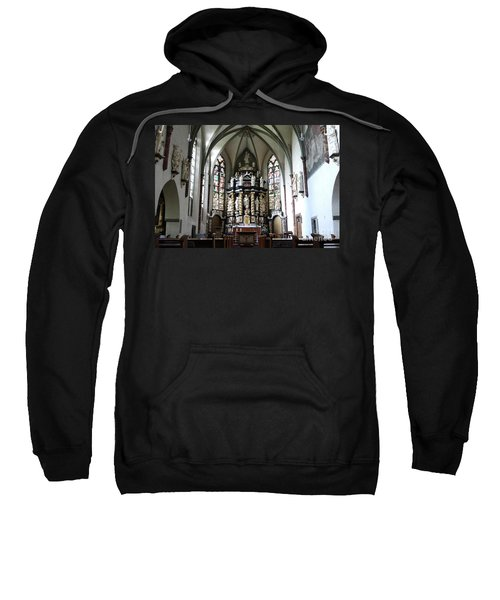 Monastery Church Oelinghausen, Germany Sweatshirt
