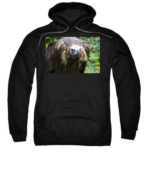 Monk Vulture 3 Sweatshirt by Heiko Koehrer-Wagner