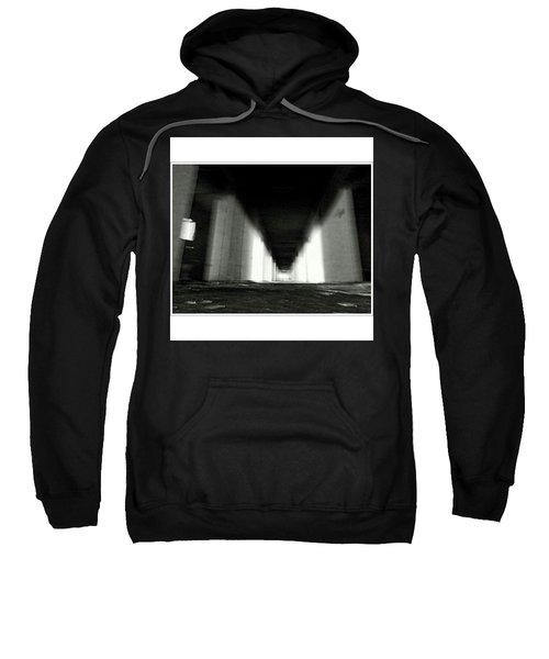 #monochrome  #fuji #finepixs1 Sweatshirt
