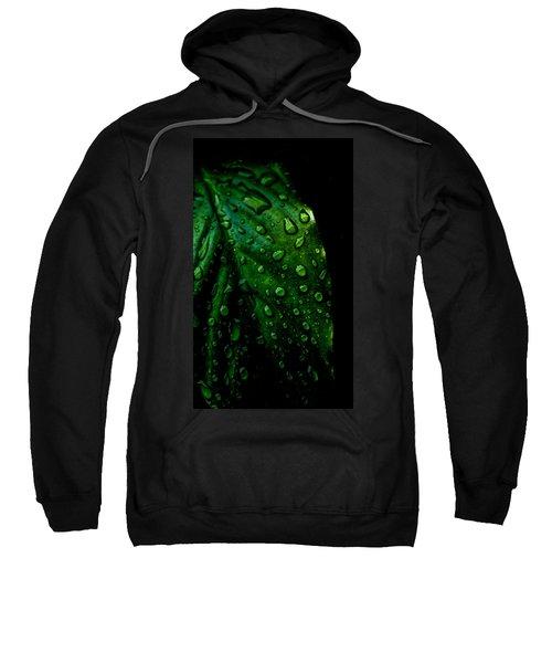 Moody Raindrops Sweatshirt