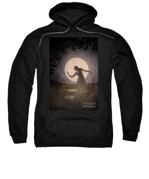 Moon Dance 001 Sweatshirt
