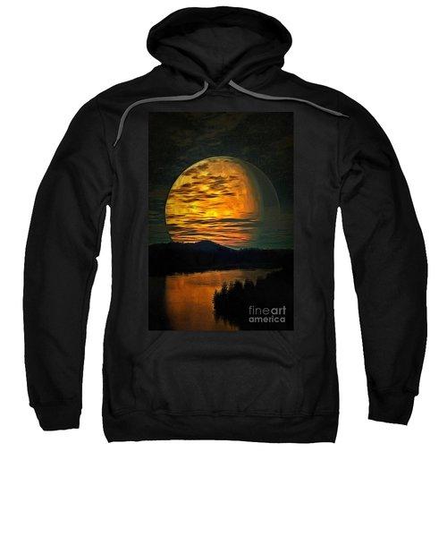 Moon In Ambiance Sweatshirt
