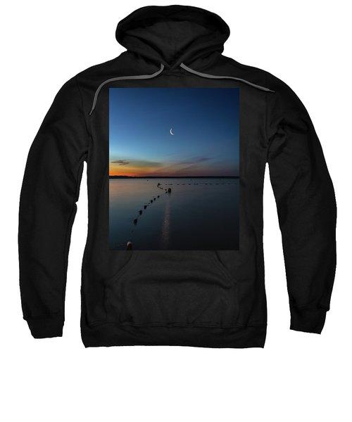 Moon Over Cayuga Sweatshirt