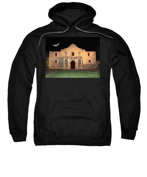 Moon Over The Alamo Sweatshirt