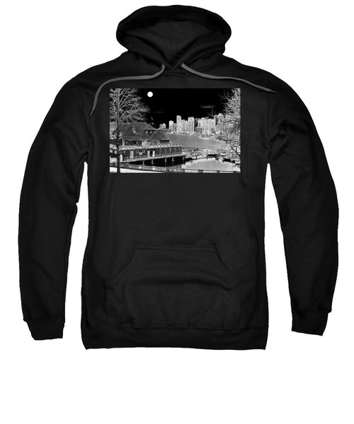 Moon Over Vancouver Sweatshirt
