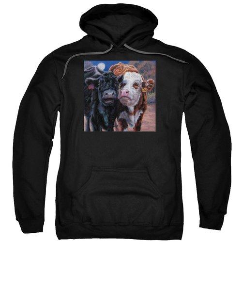 Moonlight Mooraoke Sweatshirt