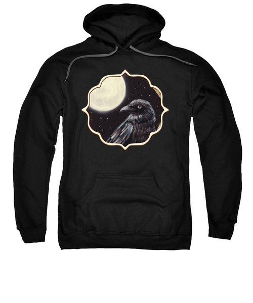 Moonlight Raven Sweatshirt