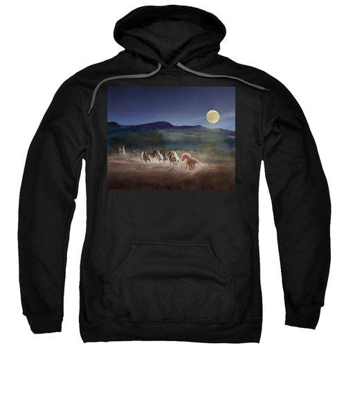 Moonlight Run Sweatshirt