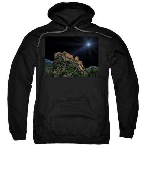 Moonlit Castle Sweatshirt