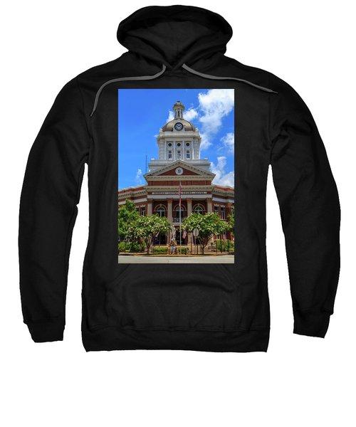 Morgan County Court House Sweatshirt