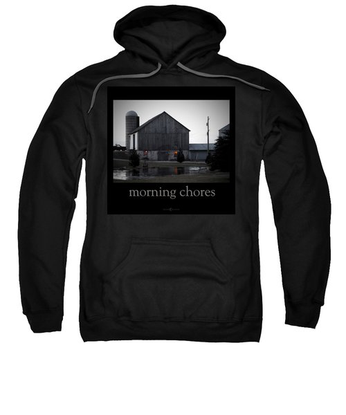 Morning Chores Sweatshirt