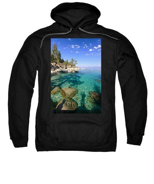 Morning Glory At The Cove Sweatshirt